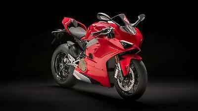 Ducati Panigale V4S, Orders Now Being Taken
