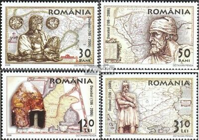 Romania 6095-6098 (complete.issue.) unmounted mint / never hinged 2006 Day the S