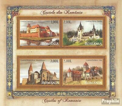 Romania Block432 (complete.issue.) unmounted mint / never hinged 2008 UNESCO-Wel