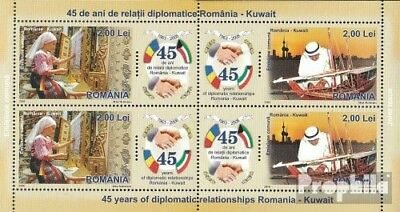 Romania Block428 (complete.issue.) unmounted mint / never hinged 2008 diplomatic