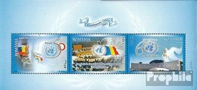 Romania Block363 (complete.issue.) unmounted mint / never hinged 2005 Day the Un