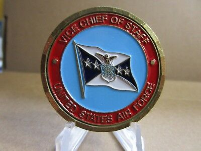 Vice Chief of Staff US Air Force USAF General Foglesong Challenge Coin #5784