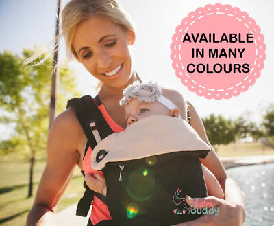 Genuine Ergo 360 All Positions Award-Winning Ergonomic Baby Carrier Many Colours