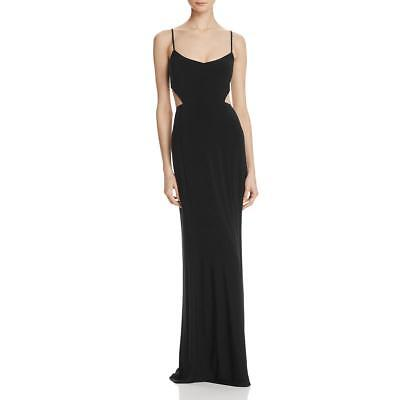 Laundry by Shelli Segal Womens Cut-Out Adjustable Straps Evening Dress BHFO 2808