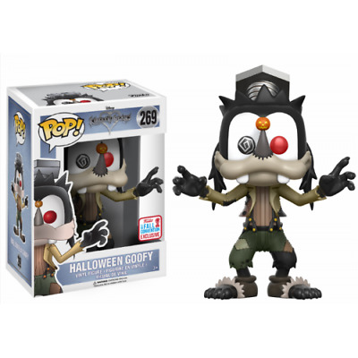 Funko POP! Disney - Kingdom Hearts #269 Halloween Goofy  (Fall Convention '17)