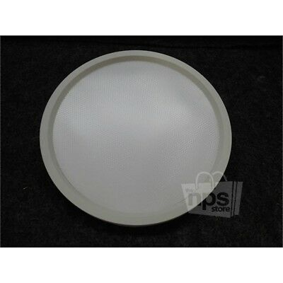 "Lightolier S7R827K10 LED Downlight, 14.2W, 120V, 2700K, 7"" Round, White"