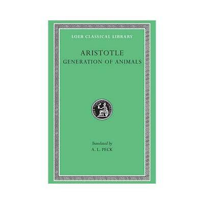 Generation of Animals by Aristotle (author)