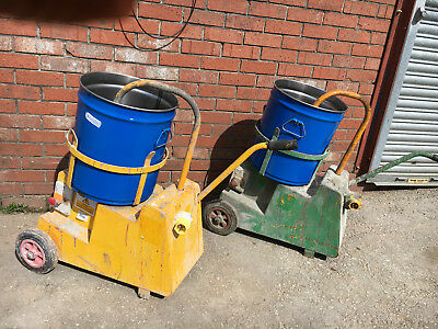 spe mixit 25 forced action mixer 110V resin screed floor gravel cement