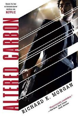 Altered Carbon by Richard K. Morgan (author)