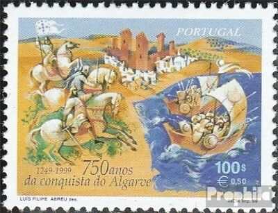 Portugal 2371 (complete.issue.) unmounted mint / never hinged 1999 Conquest the