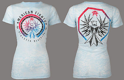 American Fighter AFFLICTION Womens T-Shirt SOMERSET Tattoo Biker UFC Sinful $40