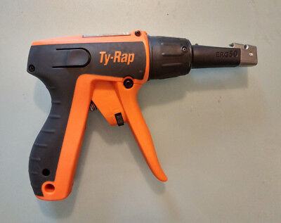8f30d219c19f Ty-Rap® - ERG50 - Cable Management Tool - Ergonomic Cable Tie Installation  Tool