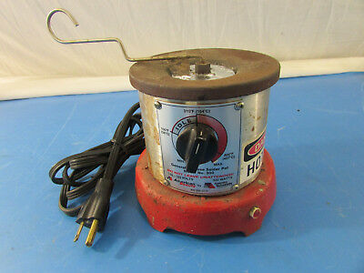 American Beauty General Purpose Solder Pot Model 300 (110-120 Volts/320W)