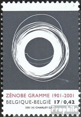 Belgium 3028 (complete.issue.) unmounted mint / never hinged 2001 Gramme