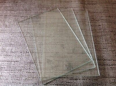 Clock Glass Carriage Etc. High Quality Rectangle 136x92mm £6.99 Each 3 Available