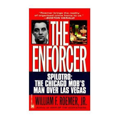 Enforcer by William F. Roemer (author)
