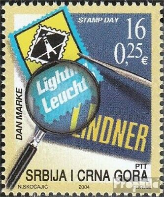 Yugoslavia 3218 (complete.issue.) unmounted mint / never hinged 2004 Day the Sta