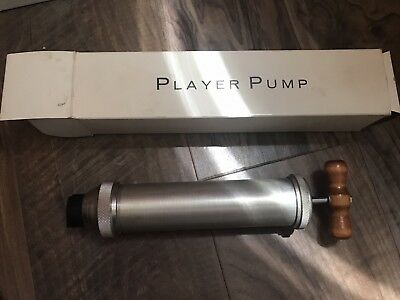 Vintage Kleernote QRS Player Piano Organ Tracker Bar Suction Pump Cleaner In Box