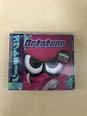 SPLATOON 2 ORIGINAL SOUNDTRACK - Octotune -