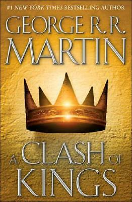 A Clash of Kings by George R. R. Martin (author)