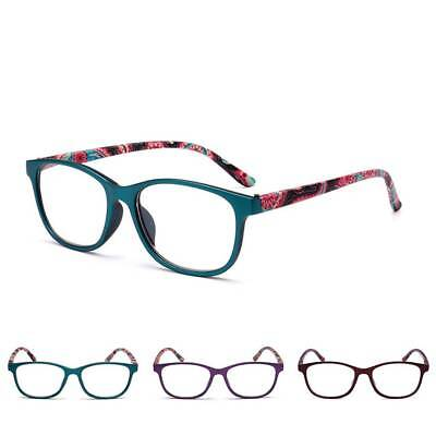 Reading Glasses Presbyopia Flower Eyeglasses Diopter 1.0 1.5 2.0 2.5 3.0 3.5 4.0
