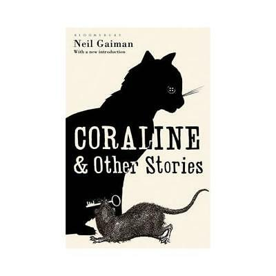 Coraline & Other Stories by Neil Gaiman (author)