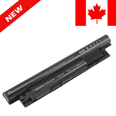 65Wh Battery For Dell MR90Y Inspiron M531R 5535, 15 3521, 15R 5521 5537, P28F