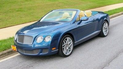 2010 Continental GT Speed Convertible