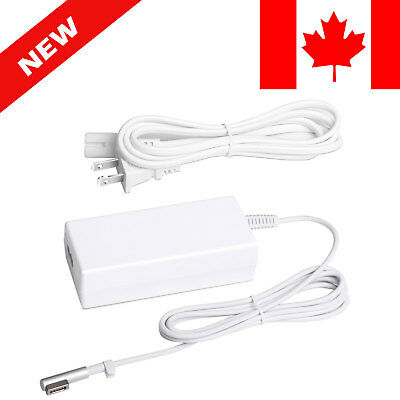 60W Charger for APPLE MacBook PRO AC Adapter A1278 Power Supply Cord