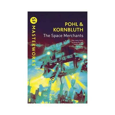 The Space Merchants by Frederik Pohl (author), Cyril M. Kornbluth (author)