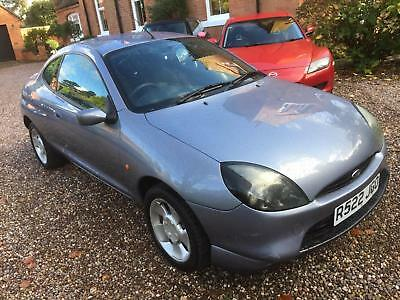 Ford Puma 1.4 2 lady Owners 86K with 22 Services