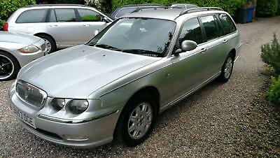 Rover 75 Tourer 2.0 CDT 1950cc Club Manual 111000 Miles