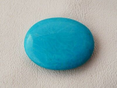 44.0 Ct. Best Quality Natural Turquoise Handmade Loose Gemstone Cabochon