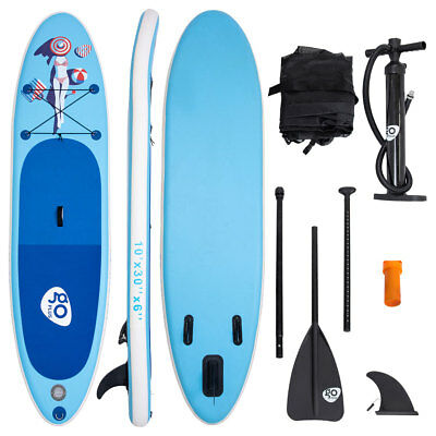 Paddle board Gonflable Stand Up Paddle Gonflable Ensemble Surf