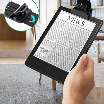 Light Clip Flexible Stand for Kindle Kobo E-Reader Reading Book Studying Lamp