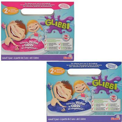 glibbi glibberspass Blue and Pink Game for the Bathrub or Paddling Pool 1059
