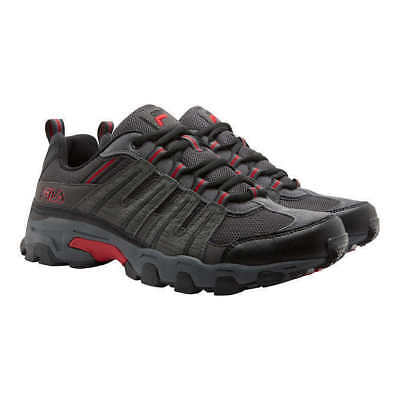 Fila Men's Trail Shoes - BLACK (Select Size) * FAST SHIPPING *
