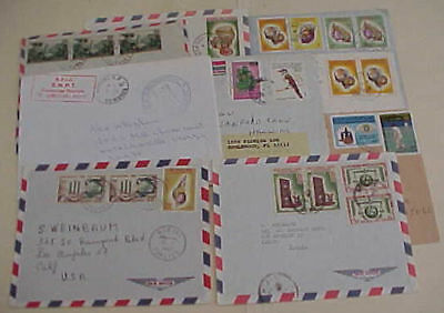 Comoros 10 Covers After 1957 Mostly To Usa