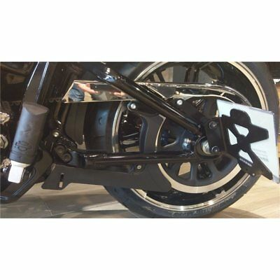 Support De Plaque Lateral Harley-Davidson Flfb Fat Boy Ad-Splhd004+ Motomike 34
