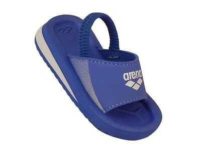 Ciabatte Bambino Junior Arena  8129271  Beat Kids Fastblue/white