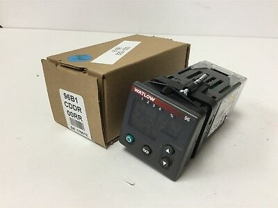 New Watlow 96B1-CDDR-00RR Temperature Controller, Power: 24-28VAC/DC 7VA Max