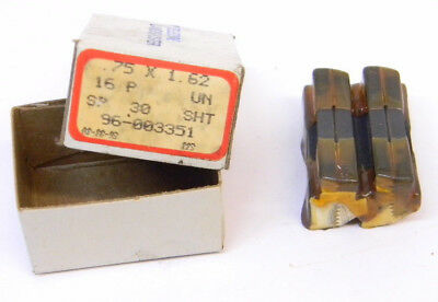 """Landis HSS THREAD CHASERS 3/4"""" x 1-5/8 Form UN Pitch 16 Teledyne Oster 96-003351"""