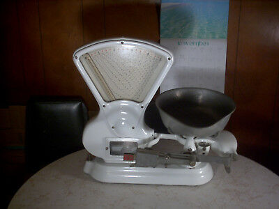 Antique/Vintage Toledo Candy/Produce Scale 15 lb Style 728 CG Rare All Original