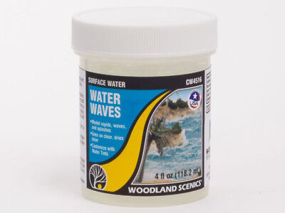 NEW Woodland Scenics CW4516 Surface Water - Water Waves *SHIPS FREE*