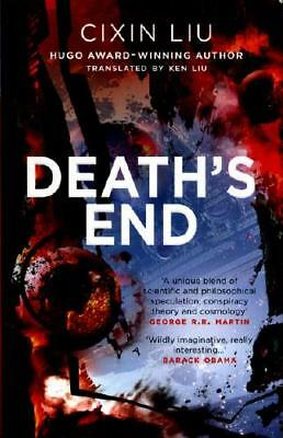 Death's End by Cixin Liu, Ken Liu (translator)