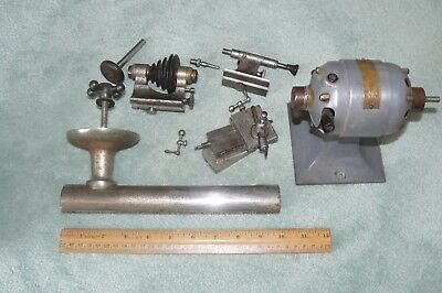 watchmakers-jewelers Moseley 8mm lathe