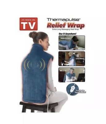 As Seen on TV - New - Relief Wrap, Heat Therapy