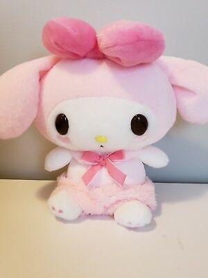 My Melody Plush Doll Angel with Wings Kawaii Sanrio from Japan Heart