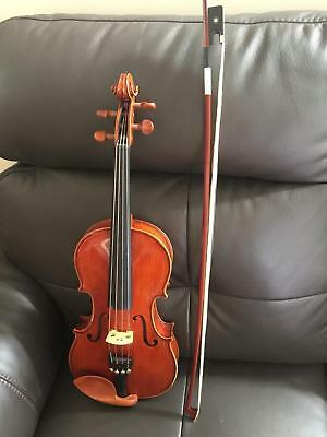 """13 Inch Amadeus Solo Viola and bow 13"""""""