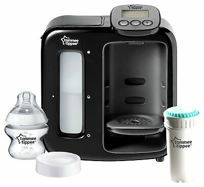 Tommee Tippee Perfect Prep Day & Night - Black.